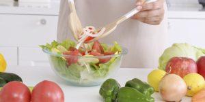 少肉多蔬果的一個月挑戰《我想過得比去年好一點》