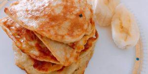 不用麵粉 不加鹽糖,也能做出超好吃「微笑鬆餅」《凱云主播的減教法養》